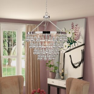 House of Hampton Mckeel 5-Light Novelty Chandelier