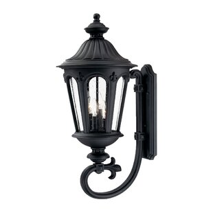 Mukai 4-Light Outdoor Sconce by Beachcrest Home
