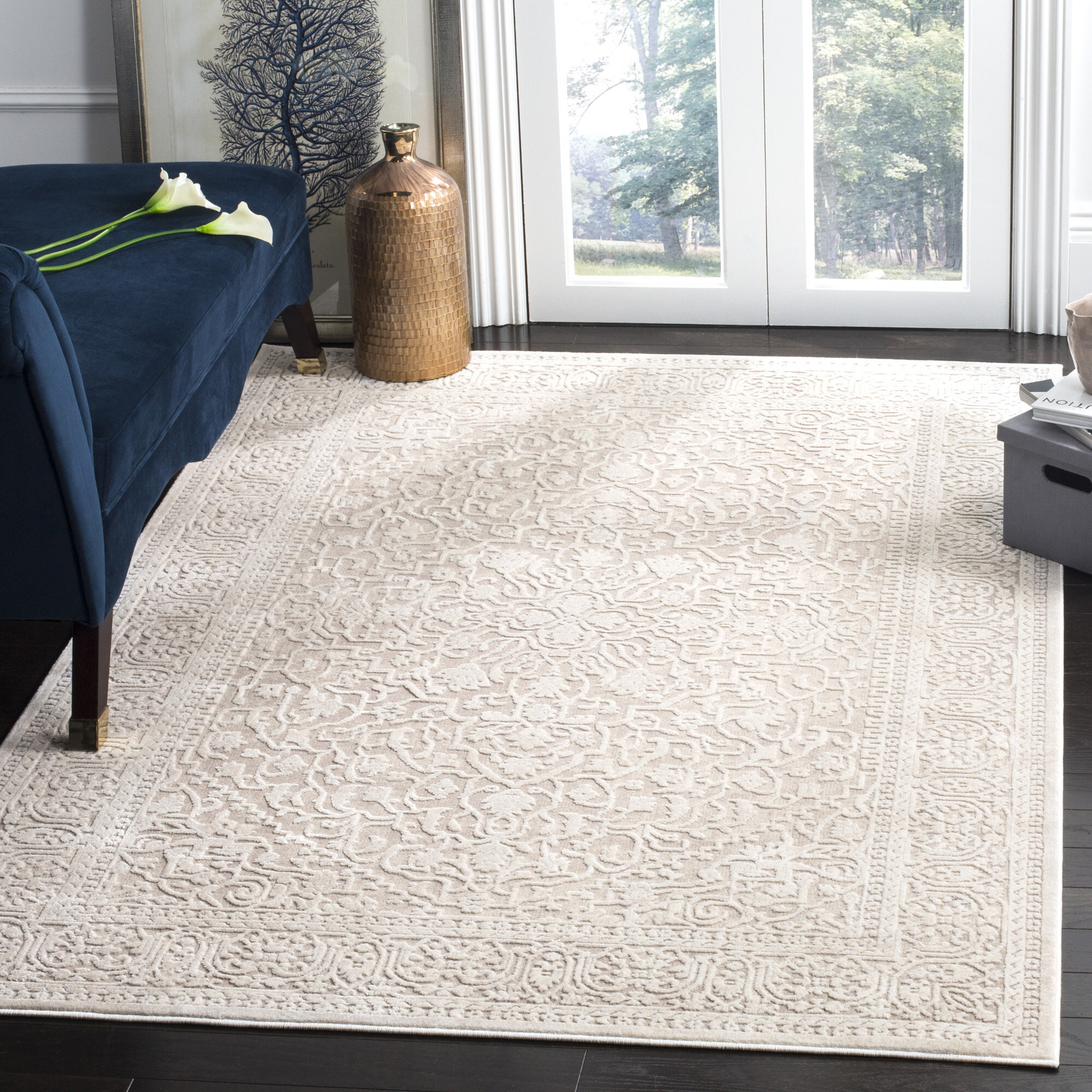 French Country Area Rugs You Ll Love In 2020 Wayfair