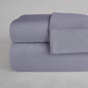 Berkshire Blanket UltraLight™ Brushed Cotton 4 Piece Sheet Set