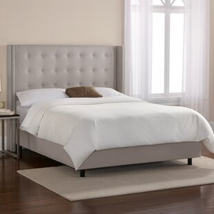 Duckworth Upholstered Panel Bed