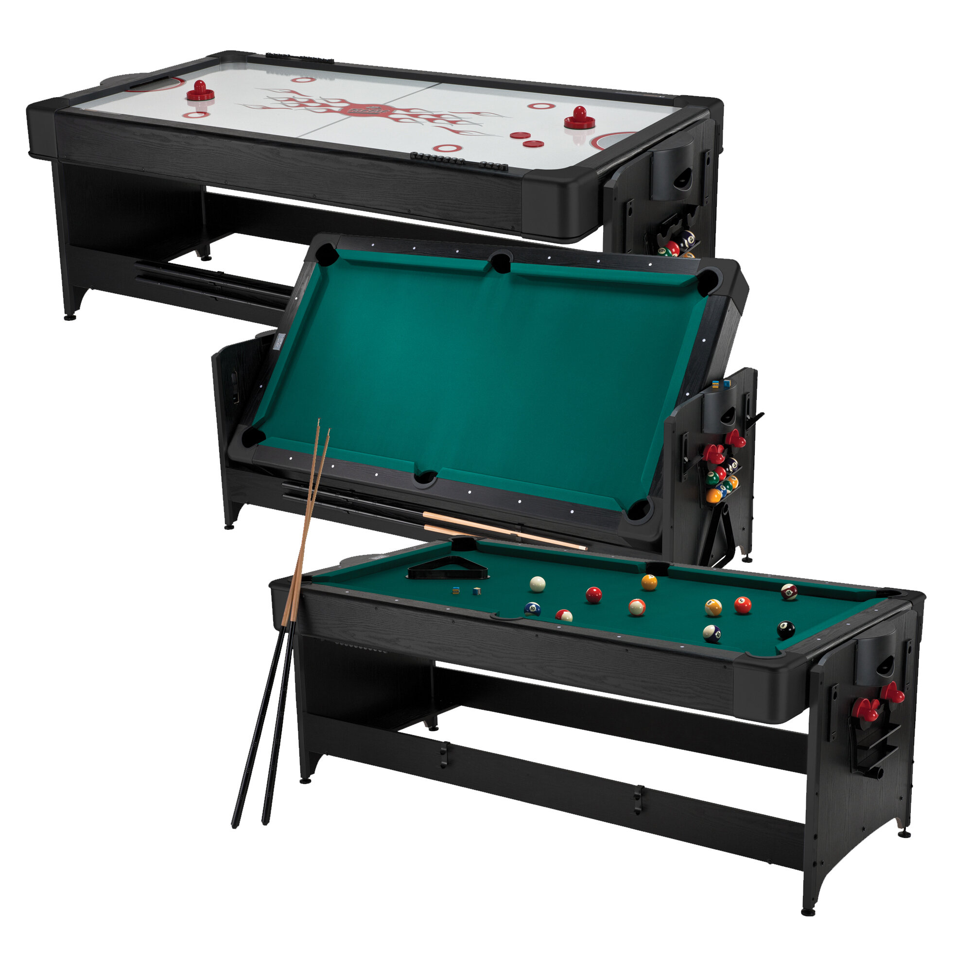 GLD Products Fat Cat Pockey™ 2 in 1 Game Table & Reviews   Wayfair
