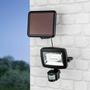 Fearne LED Solar Outdoor Sconce With Motion Sensor By Sol 72 Outdoor