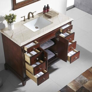 Pinkston 48 Single Bathroom Vanity Set by Canora Grey