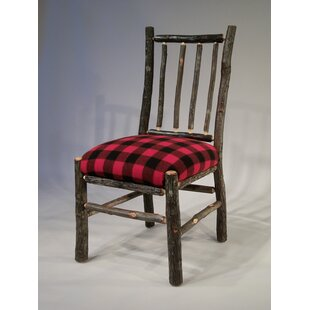 Berea Rail Back Side Chair Flat Rock Furniture