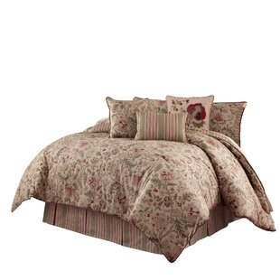 Imperial Dress 4 Piece Reversible Comforter Set