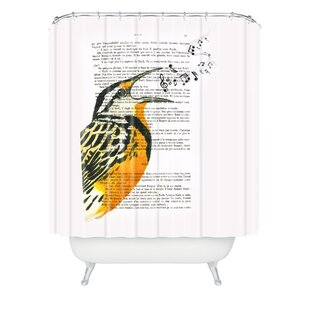 Coco De Paris Single Shower Curtain