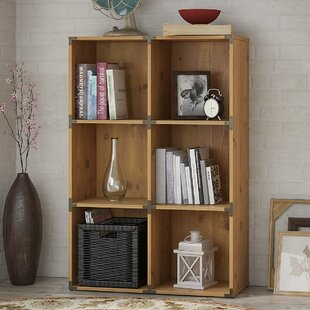 Affordable Price Ironworks Cube Unit Bookcase By Kathy Ireland Office by Bush