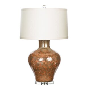 Moroccan Swirl 32 Table Lamp