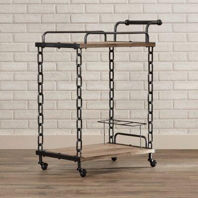 17 Stories Chiron Bar Cart