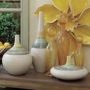 Spinner Table Vase
