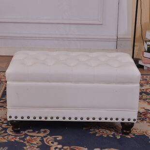 Bellasario Collection Classic Storage Ottoman