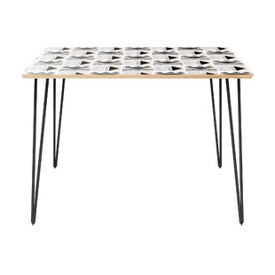 Hurwitz Dining Table Bungalow Rose