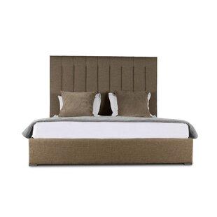 Handley Upholstered Panel Bed