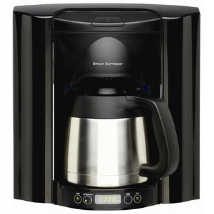 10 Cup Built-In Self-Filling Coffee and Hot Beverage System