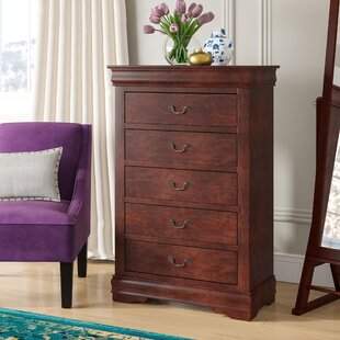 Emily 5 Drawer Chest