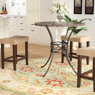 Armetta Counter Height Dining Table by Red Barrel Studio Cheap