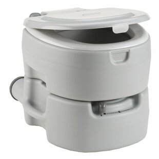 Coleman Elognated One-Piece Toilet (Seat ..