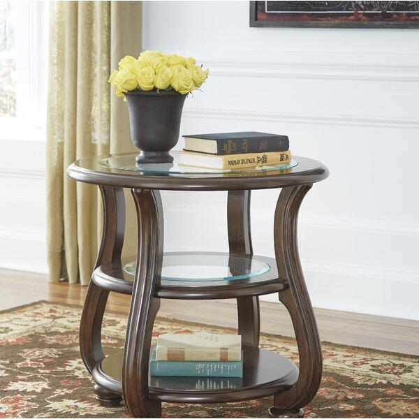 Darby Home Co Cass End Table U0026 Reviews | Wayfair