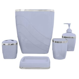 Wayfair Basics Bathroom Accessory Set Of 5