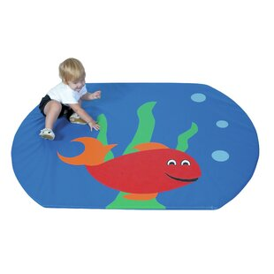 Compare prices Fish Bowl Floor Mat ByChildren's Factory