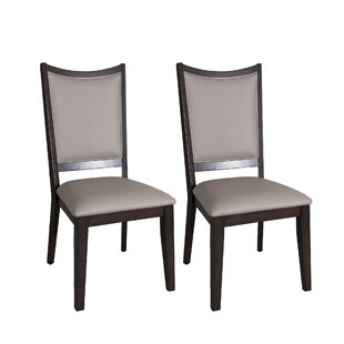 Shakira Side Chair (Set of 2) by Gracie O..
