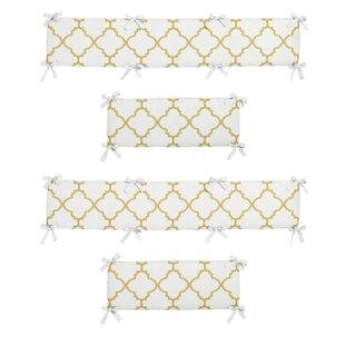 Best Review Trellis Crib Bumper BySweet Jojo Designs