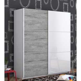 Berge 2 Door Sliding Wardrobe By Ebern Designs