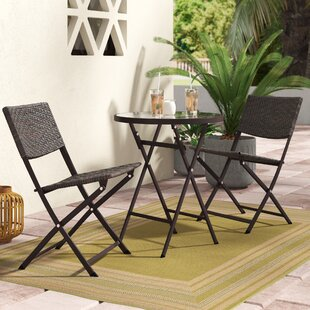 Rockingham 3 Piece Patio Bistro Set