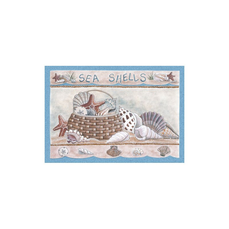 Home Accents Seashells Rug
