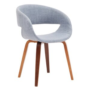 Vitagliano Upholstered Dining Chair by George Oliver