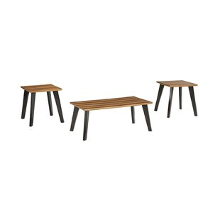 Knutsford 3 Piece Coffee Table Set