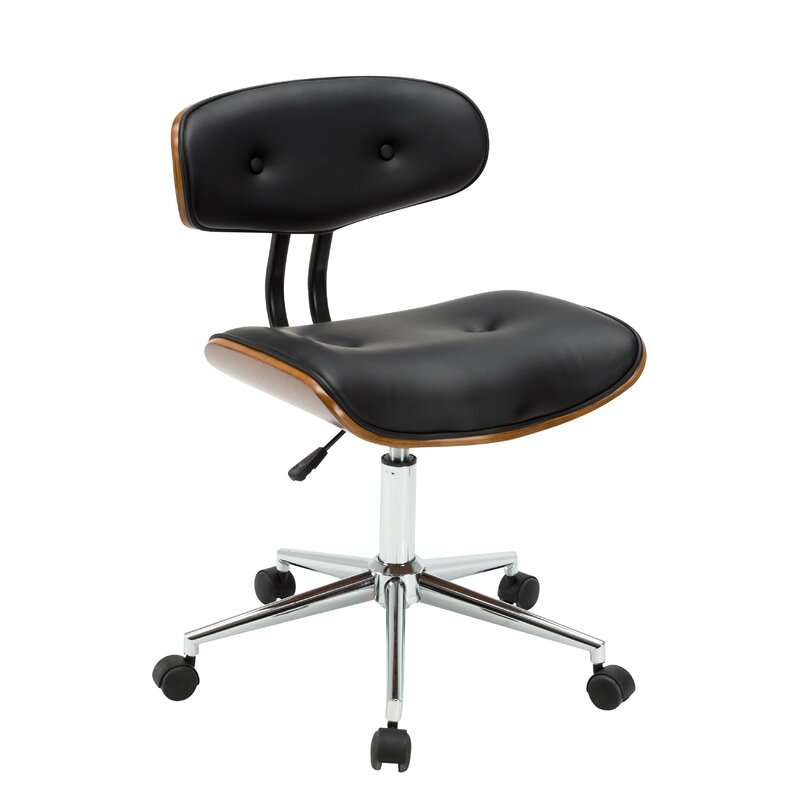George Oliver Bloomfield Adjustable Office Low-Back Drafting Chair on spring office chair, lightweight office chair, modern office chair, eco friendly office chair, iron office chair, flexible office chair, rugged office chair, powerful office chair, adjustable glider chairs, nylon office chair, magnetic office chair, elastic office chair, square office chair, glass office chair, adjustable chairs stools, box office chair, self adjusting office chair, fully reclinable office chair, solid office chair, sliding office chair,