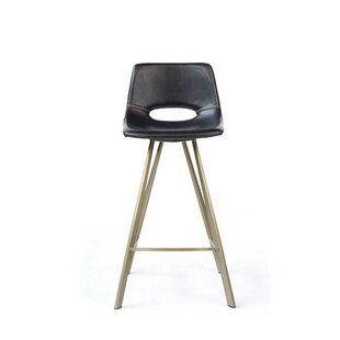 Reviews Jerrell Counter 25.5 Bar Stool (Set of 2) by Corrigan Studio