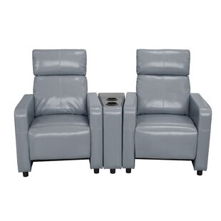 Latitude Run Ketter Home Theater Loveseat