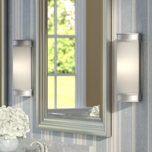 Reviews Cordelia 1-Light Flush Mount (Set of 2) By Darby Home Co