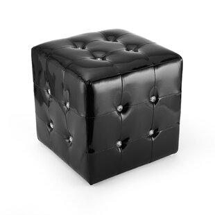 House of Hampton Hawking Cube Ottoman