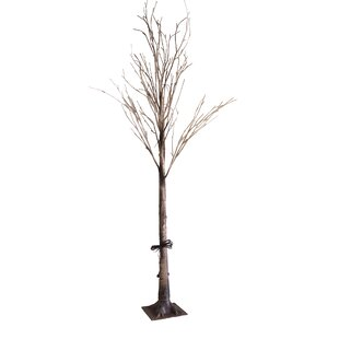 LED 132 Light Natural Wild Birch Tree by Lightshare