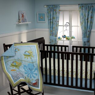 Kinnard 3 Piece Crib Bedding Set
