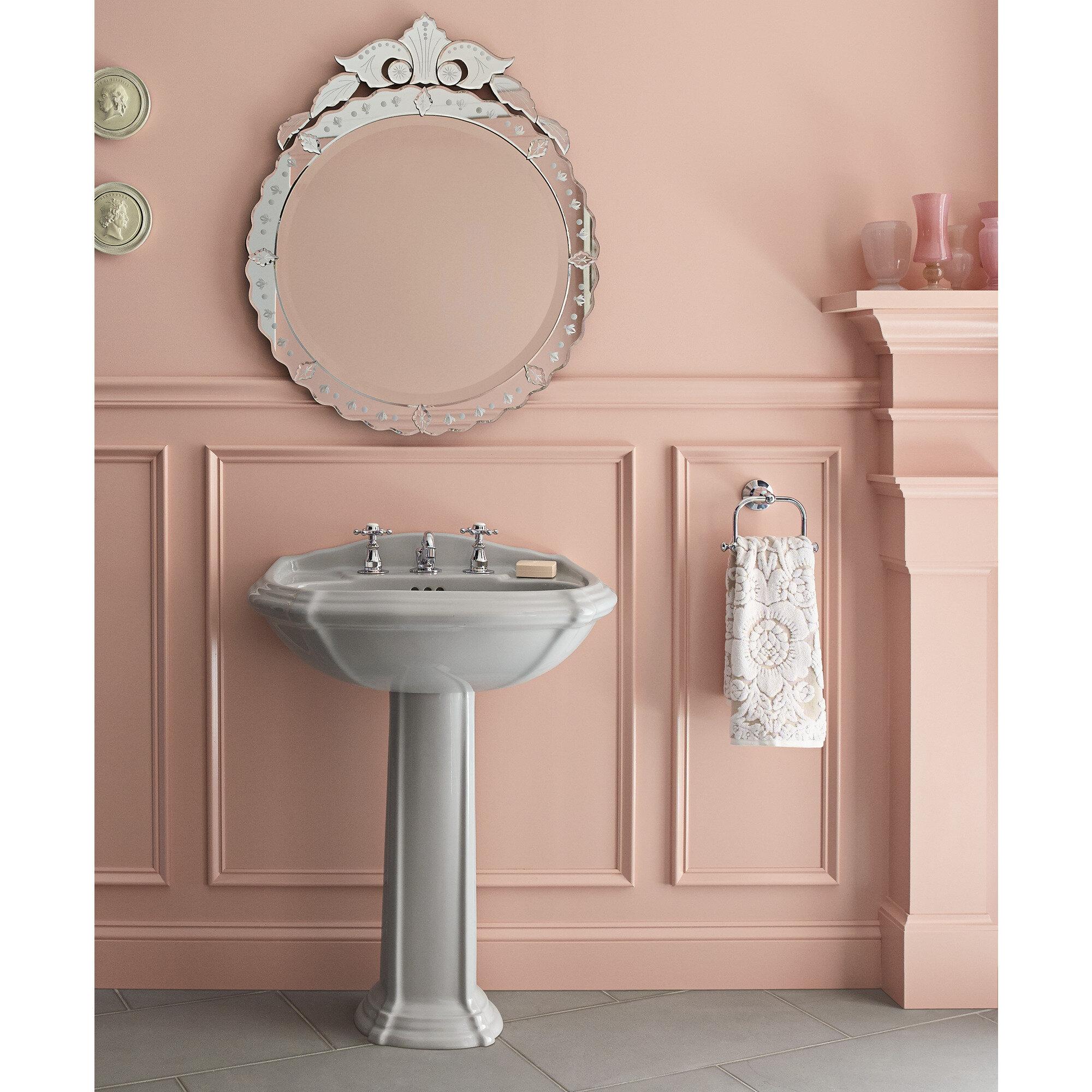 Picture of: Kohler Antique Widespread Bathroom Sink Faucet With 6 Prong Handles Wayfair Ca