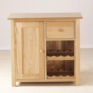 8 Bottle Wine Bar Cabinet By Gracie Oaks