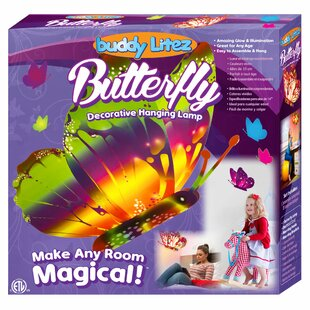 Kreativ Lighting Rainbow 1-Light Novelty Pendant