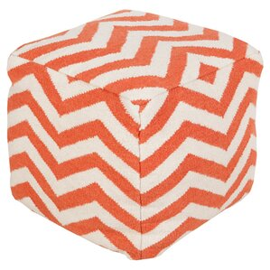 Snowhill Pouf by Latitude Run