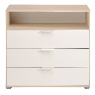 Northfield 3 Drawer Chest by Zipcode Design