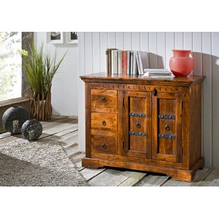 Oxford 3 Drawer Combi Chest By Massivmoebel24