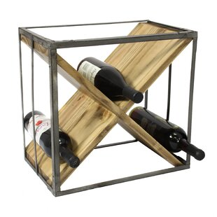 Urban 12 Bottle Tabletop Wine Rack by EC ..