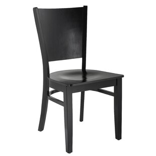 Irons Solid Wood Dining Chair (Set of 2)