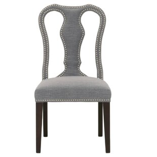 Mcgraw Wooden Upholstered Dining Chair (S..