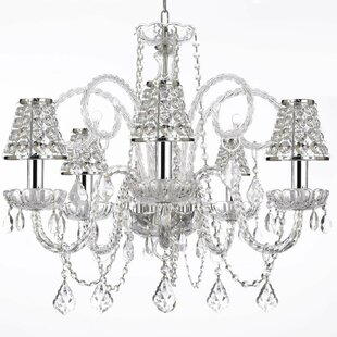 Kellett 6-Light Shaded Chandelier by House of Hampton