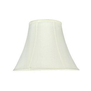 Read Reviews 14 Tetoron Cotton Fabric Bell Lamp Shade By August Grove